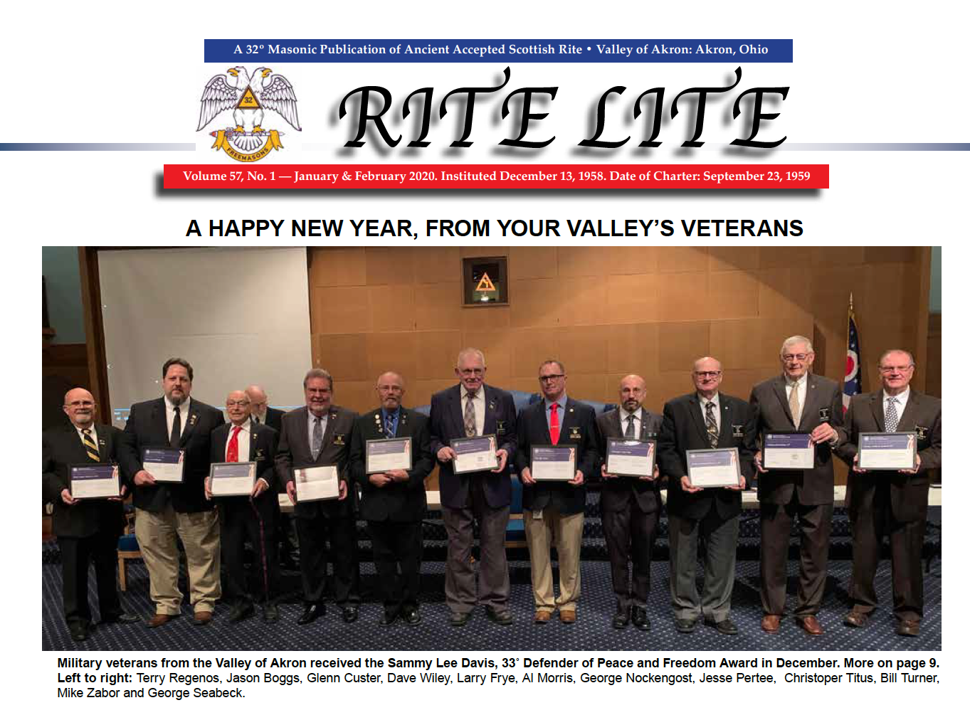 RITE LITE January 2020