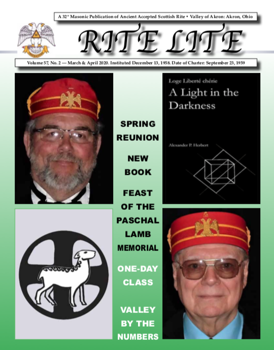 RITE LITE March 2020