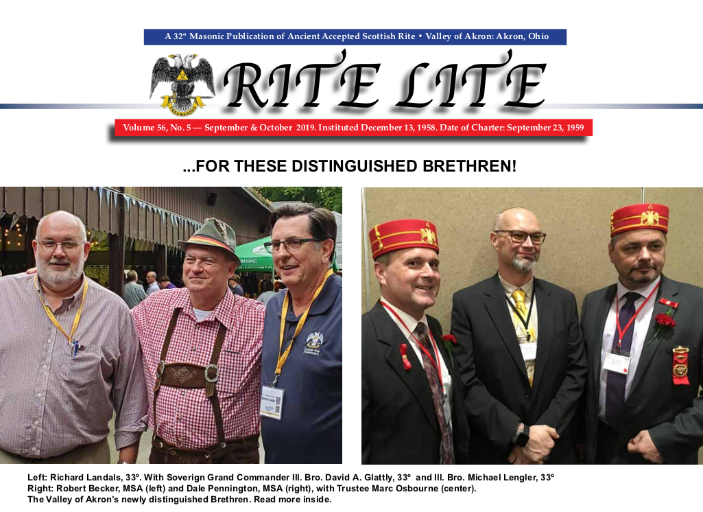 Rite Lite September 2019