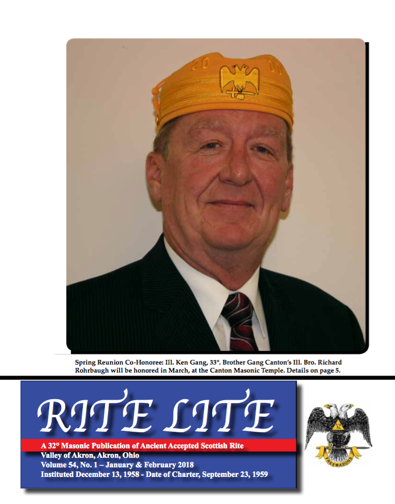 Rite Lite January 2018
